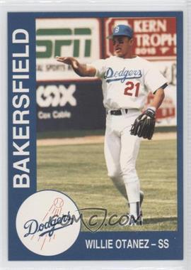 1993 Cal League Bakersfield Dodgers #21 - [Missing]