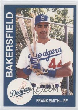 1993 Cal League Bakersfield Dodgers #22 - Frank Smith