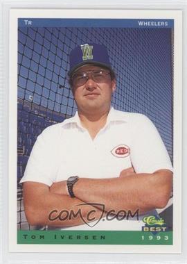 1993 Classic Best Charleston Wheelers #27 - [Missing]