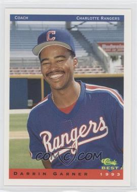 1993 Classic Best Charlotte Rangers #27 - Darrin Garner