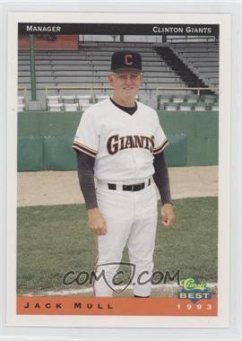 1993 Classic Best Clinton Giants #26 - Jake Munch