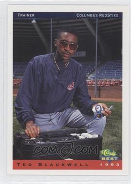 1993 Classic Best Columbus RedStixx #30 - [Missing]