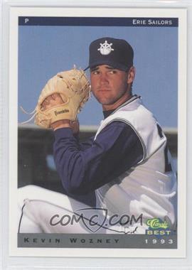 1993 Classic Best Erie Sailors #26 - Kerry Woodson