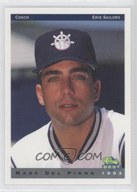 1993 Classic Best Erie Sailors #28 - Marc Delpiano