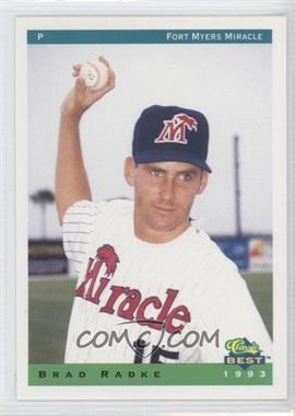 1993 Classic Best Fort Myers Miracle #20 - [Missing]
