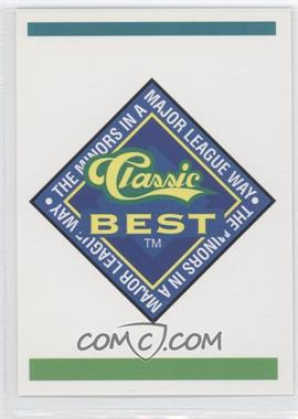 1993 Classic Best Fort Myers Miracle #30 - Checklist
