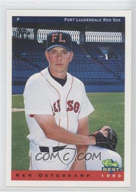 1993 Classic Best Ft. Lauderdale Red Sox #20 - Keith Osik