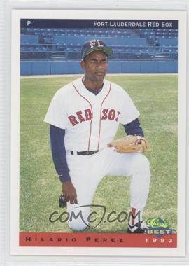 1993 Classic Best Ft. Lauderdale Red Sox #21 - Hilario Perez