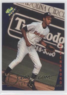 1993 Classic Best Gold Minor League - [Base] #115 - Derek Jeter