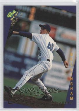 1993 Classic Best Gold Minor League - [Base] #213 - Derek Lowe