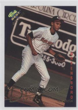 1993 Classic Best Gold Minor League [???] #115 - Derek Jeter