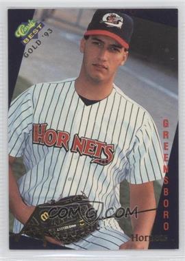 1993 Classic Best Gold Minor League [???] #117 - Andy Pettitte