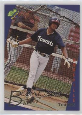 1993 Classic Best Gold Minor League #105 - Bobby Abreu