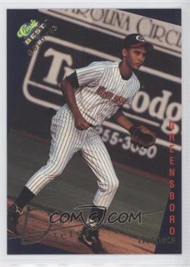 1993 Classic Best Gold Minor League #115 - Derek Jeter