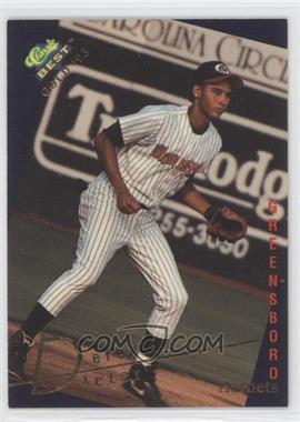 1993 Classic Best Gold Minor League #115 - Derek Jeter