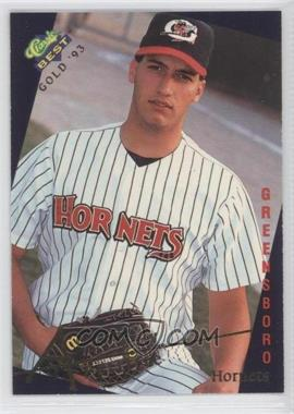 1993 Classic Best Gold Minor League #117 - Andy Pettitte