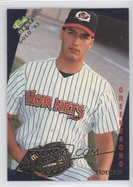 1993 Classic Best Gold Minor League #117 - Andy Pettitte