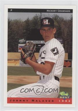1993 Classic Best Hickory Crawdads #15 - [Missing]