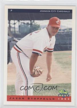 1993 Classic Best Johnson City Cardinals #21 - [Missing]