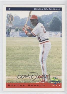 1993 Classic Best Johnson City Cardinals #26 - [Missing]