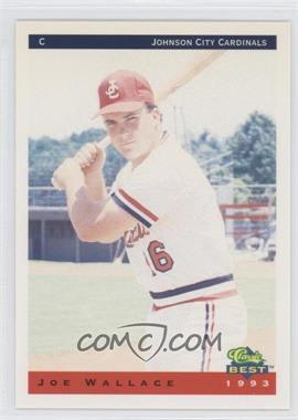 1993 Classic Best Johnson City Cardinals #28 - John Wathan