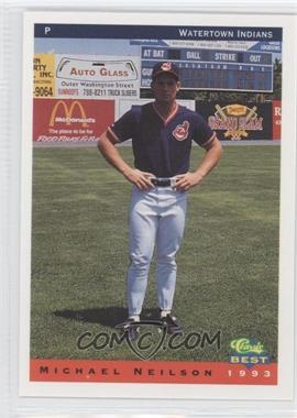 1993 Classic Best Watertown Indians - [Base] #20 - Mike Neilson