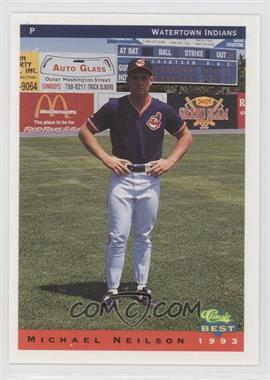 1993 Classic Best Watertown Indians #20 - Mike Neilson