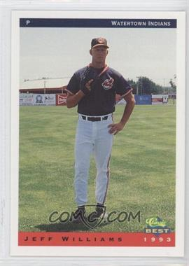 1993 Classic Best Watertown Indians #28 - Jerry Willard