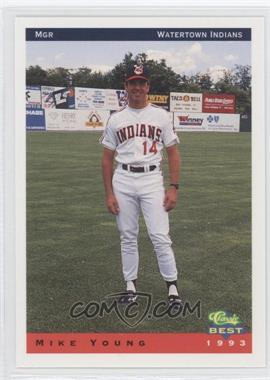 1993 Classic Best Watertown Indians #29 - Mike Young