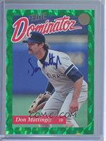 Don Mattingly (Autograph) /5000