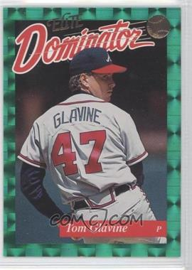 1993 Donruss Elite Dominator #14 - Tom Glavine /5000