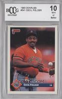 Cecil Fielder [ENCASED]
