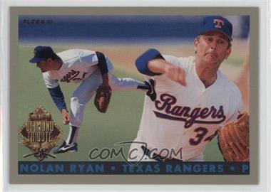 1993 Fleer Final Edition - Diamond Tribute #6 - Nolan Ryan