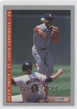 1993 Fleer Final Edition #F-131 - Ozzie Smith