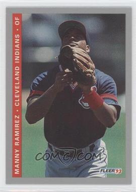 1993 Fleer Final Edition #F-204 - Manny Ramirez
