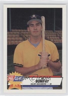 1993 Fleer ProCards Carolina League All-Star Game #CAR-45 - Kent Bottenfield