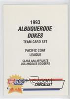 Albuquerque Dukes Team