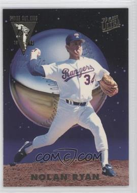 1993 Fleer Ultra Strike Out Kings #4 - Nolan Ryan