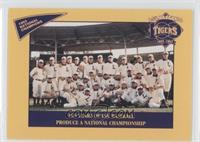 Louisiana State University (LSU) Tigers Team