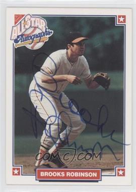 1993 Nabisco All-Star Autographs [Autographed] #NoN - Brooks Robinson