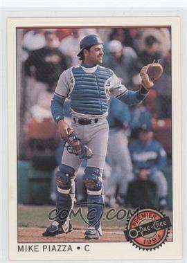 1993 O-Pee-Chee Premier [???] #26 - Mike Piazza