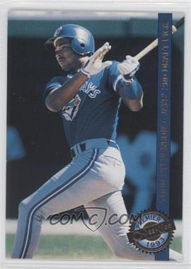 1993 O-Pee-Chee Premier Top Draft Picks #4 - Todd Stottlemyre