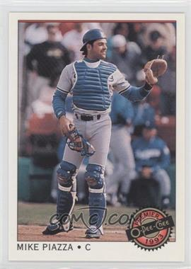 1993 O-Pee-Chee Premier #26 - Mike Piazza
