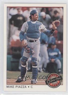1993 O-Pee-Chee Premier #26 - Mike Piazza