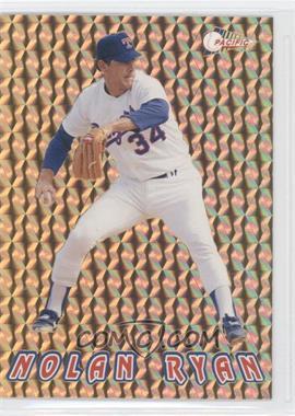 1993 Pacific Nolan Ryan Texas Express 27 Seasons - Prisms - Gold #10 - Nolan Ryan