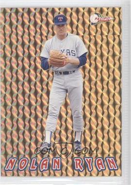 1993 Pacific Nolan Ryan Texas Express 27 Seasons - Prisms - Gold #11 - Nolan Ryan