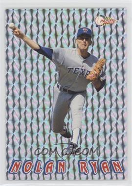 1993 Pacific Nolan Ryan Texas Express 27 Seasons - Prisms #14 - Nolan Ryan