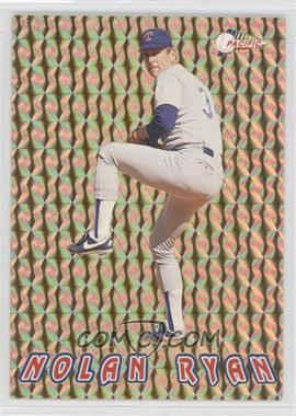1993 Pacific Nolan Ryan Texas Express 27 Seasons Prisms Gold #9 - Nolan Ryan