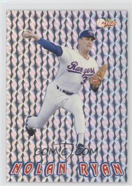 1993 Pacific Nolan Ryan Texas Express 27 Seasons Prisms #13 - Nolan Ryan