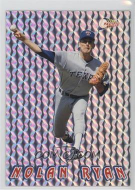 1993 Pacific Nolan Ryan Texas Express 27 Seasons Prisms #14 - Nolan Ryan